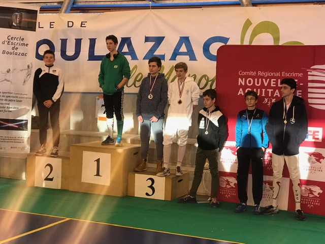 CN Séniors Lisieux / CN Vétérans Thionville / Zone H2028 M15 Boulazac